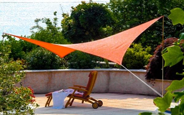 Sonnensegel für Ihre Terrasse