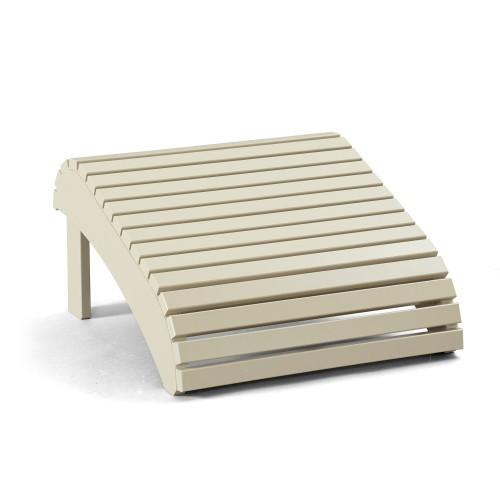 Fußbank LeisureLine tan (beige)