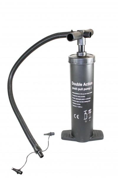 Luftpumpe für Planschbecken - Doppelhubpumpe