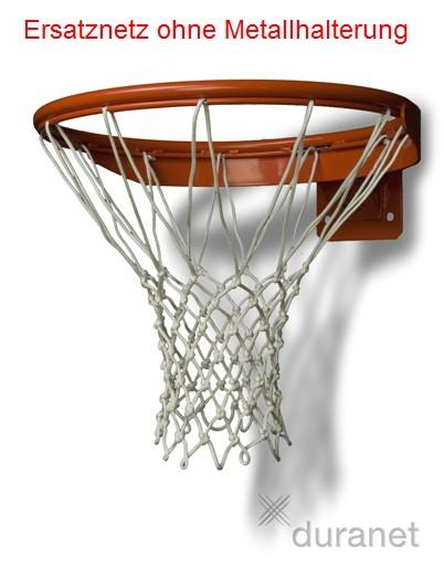 Basketball-Ersatznetz (ohne Metallhalterung)