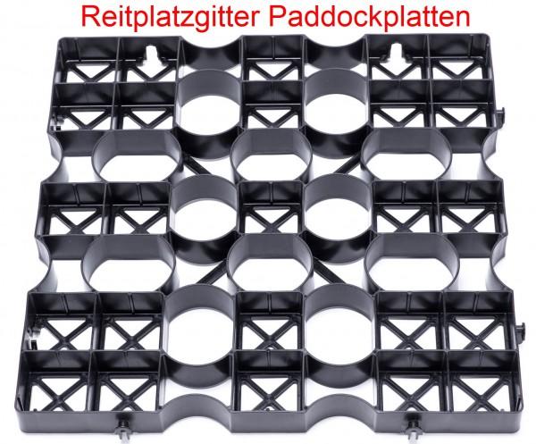 1 m² Paddockplatten 4cm hoch, EQUILON SP-40 - Reitplatzgitter Paddockgitter