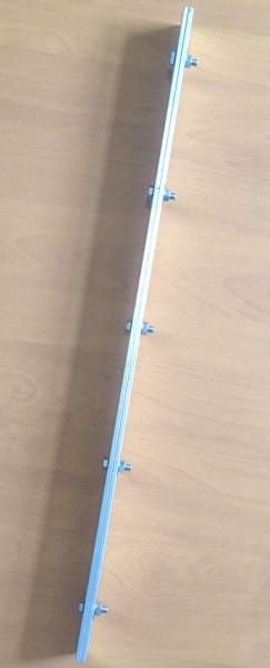 Klemmschiene für Wurzelsperre 100 cm