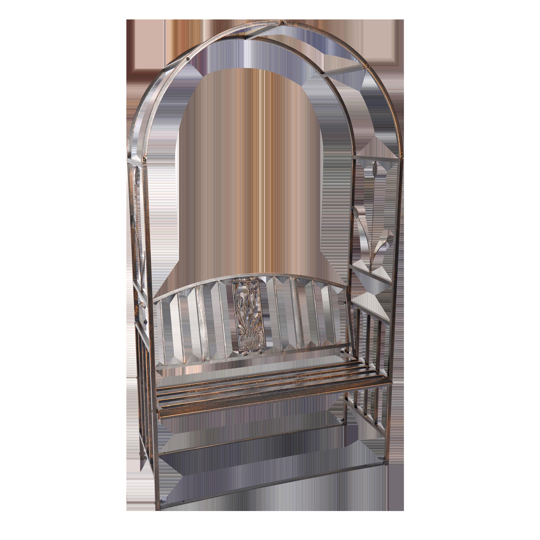 rosenbogen mit sitzbank rosenbogen nalles gartenbank rankgitter mit sitzbank rosenbogen. Black Bedroom Furniture Sets. Home Design Ideas