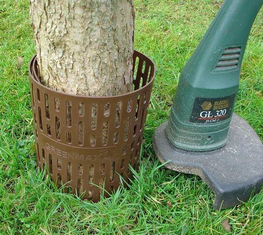 Baumschutzmanschette Mähschutz TreeProtect