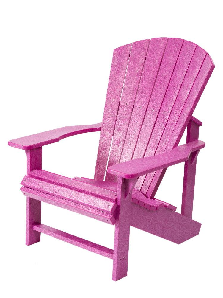 adirondack stuhl in pink ein rosa alsterstuhl. Black Bedroom Furniture Sets. Home Design Ideas