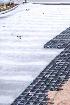 200 m² Trennvlies GRK 3 ( 2,00 m x 100 m ) Straßenbauvlies