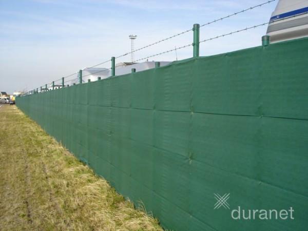 Sichtschutznetz grün