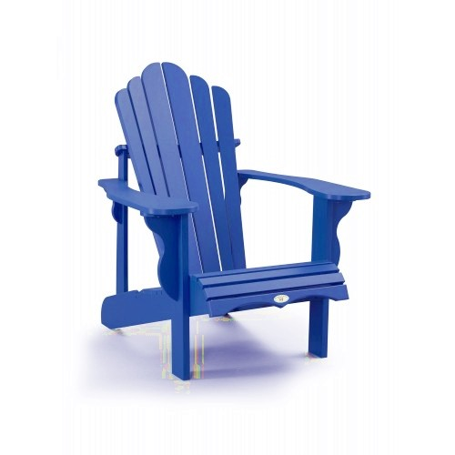 Adirondack Leisure Line blau - Muskoka-Sessel